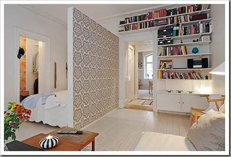 Решения для расстановки мебели в малогабаритной квартире