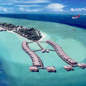 Отдых в январе на Мальдивах
