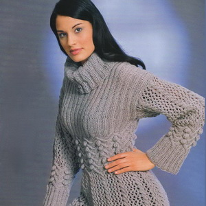 Вязание - увлечение современных модниц