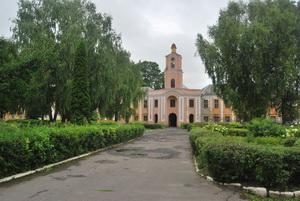 Поселок Олыка