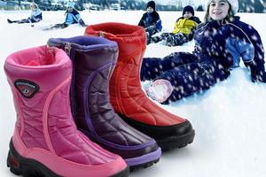 Яркая и удобная обувь для детей