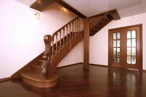 Правильные ступеньки - удобная лестница