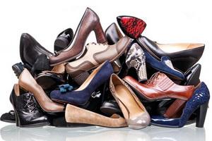 Женские туфли: история возникновения