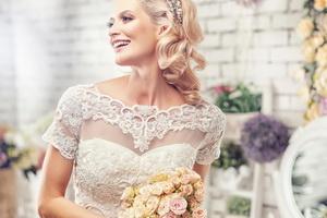свадебный наряд своей мечты