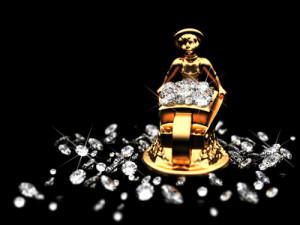 Как чистить изделия с бриллиантами