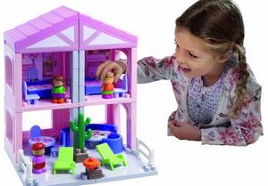Кукольный дом для девочек