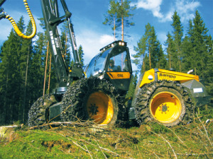Преимущества современной лесозаготовительной техники