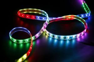 светодиодная цветная лента