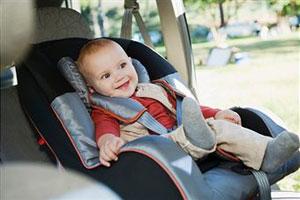 Детские автокресла с вентиляцией