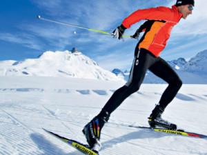Горные лыжи: польза для здоровья