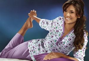 Женские пижамы и сорочки