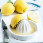Косметика домашнего приготовления из лимона