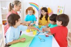 Летний детский сад с подготовкой к школе