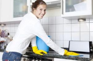 Эффективная уборка кухни
