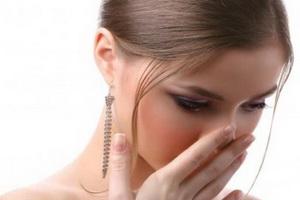Как убрать запах изо рта?