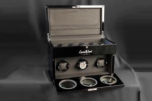 Шкатулки для часов с автоподзаводом, предлагаемые на сайте, всегда в наличии. В каталоге можно выбрать шкатулки для подзавода определенного числа часов, что облегчит поиск.