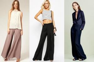 Покупаем брюки: как выбрать подходящий фасон