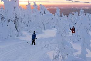 Путешествие в зимнюю Финляндию