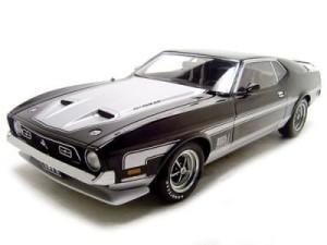 Коллекционирование масштабных моделей автомобилей