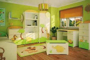 Самая дешевая мебель для детей