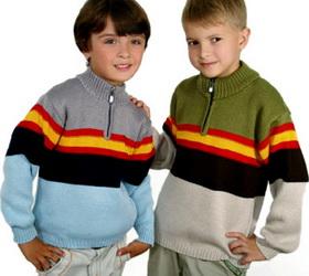 Формируем гардероб малыша: с чем носить детский джемпер