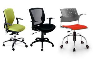 Выбираем качественные кресла для сотрудников