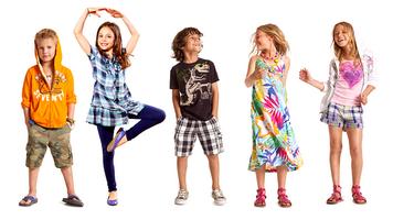 Выбираем стильную одежду для ребенка