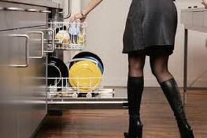 Выбираем моющие средства для посудомоечных машин