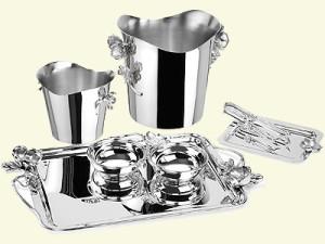 оловянная и медная посуда