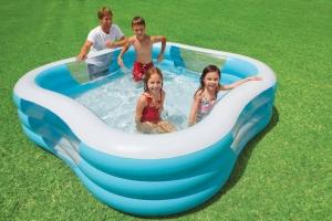 аксессуары для надувных бассейнов