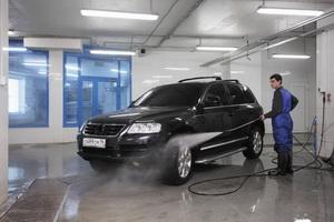 Инновационные автомойки