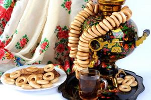Тэн для самовара быстро вскипятит для Вас чай