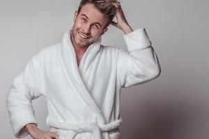 Выбираем мужской халат