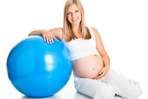 Можно ли совмещать спорт и беременность?