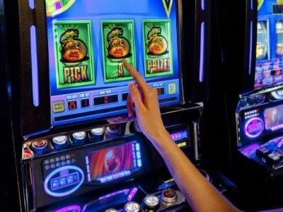 слот в виртуальном казино