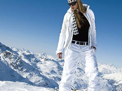 Спортивный стиль в зимней одежде