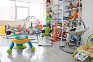 Послуга прокату дитячих товарів