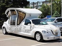 Выбор автомобиля для свадебного торжества