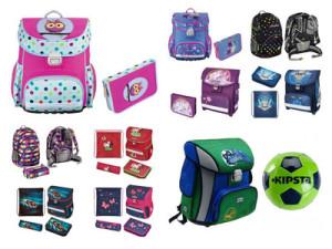 Школьные ранцы и рюкзаки