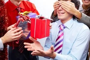Подарок для коллег